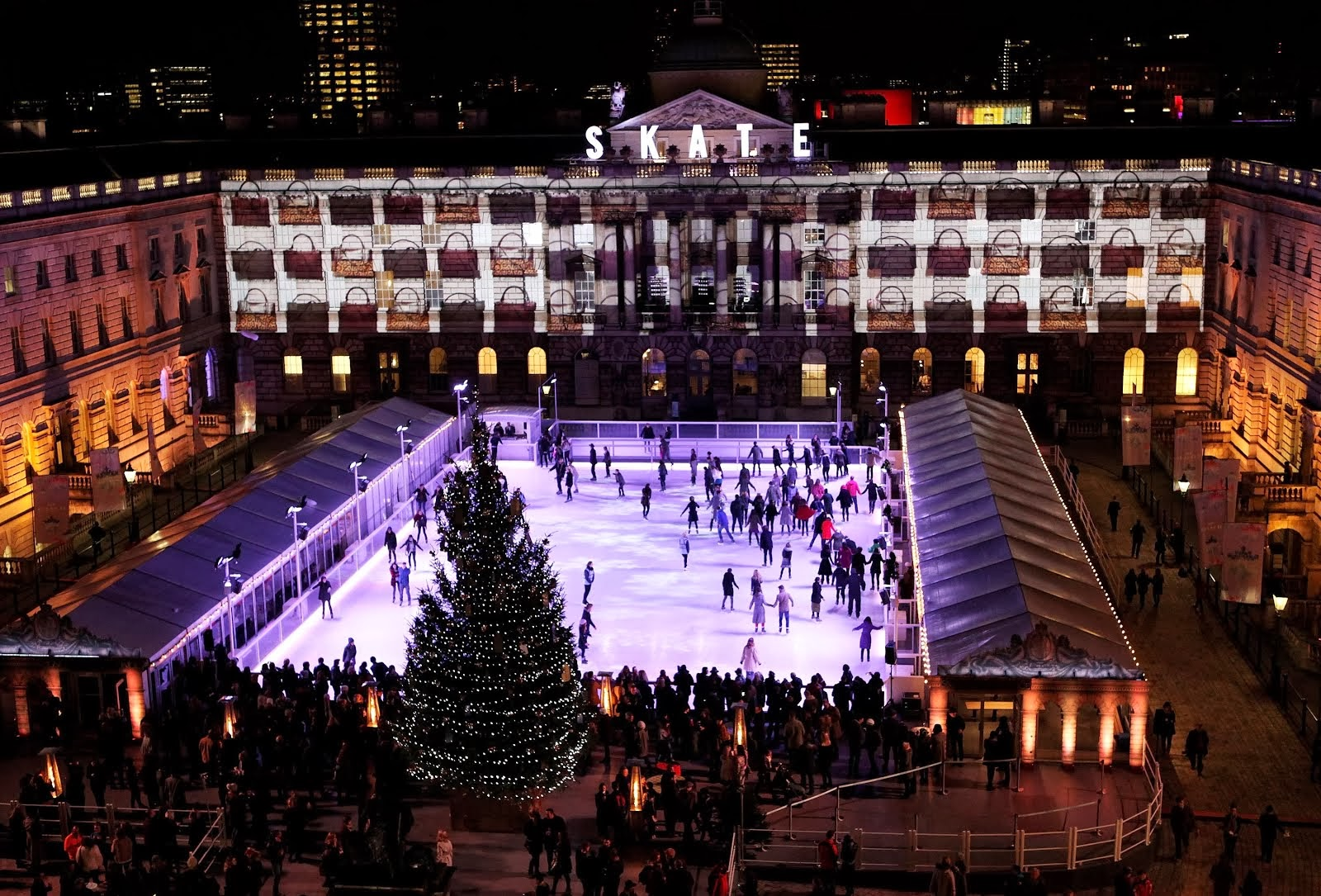 Coach presents Skate at Somerset House 2013