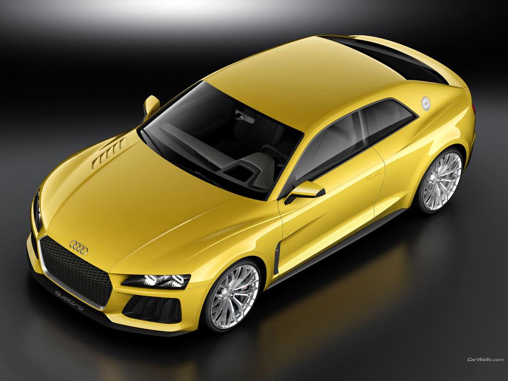 Yes Auto   2013 Audi Sport Quattro Concept