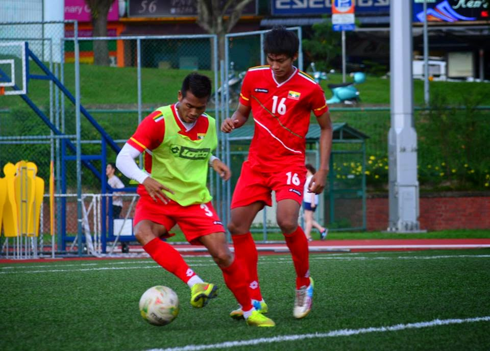 AFF SUZUKI CUP  - Myanmar National Football Team Ready To Kick Off