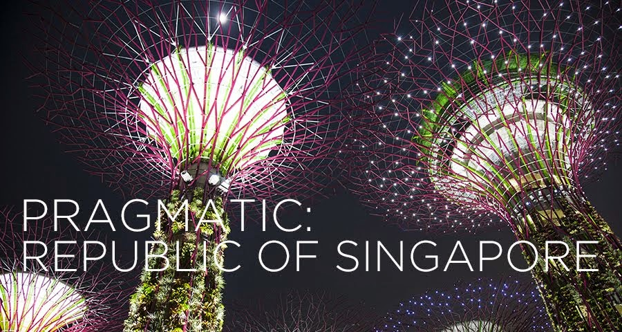 PRAGMATIC: REPUBLIC OF SINGAPORE