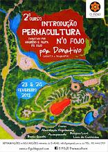 2º Curso de Introdução à Permacultura n'O Fojo por Donativo