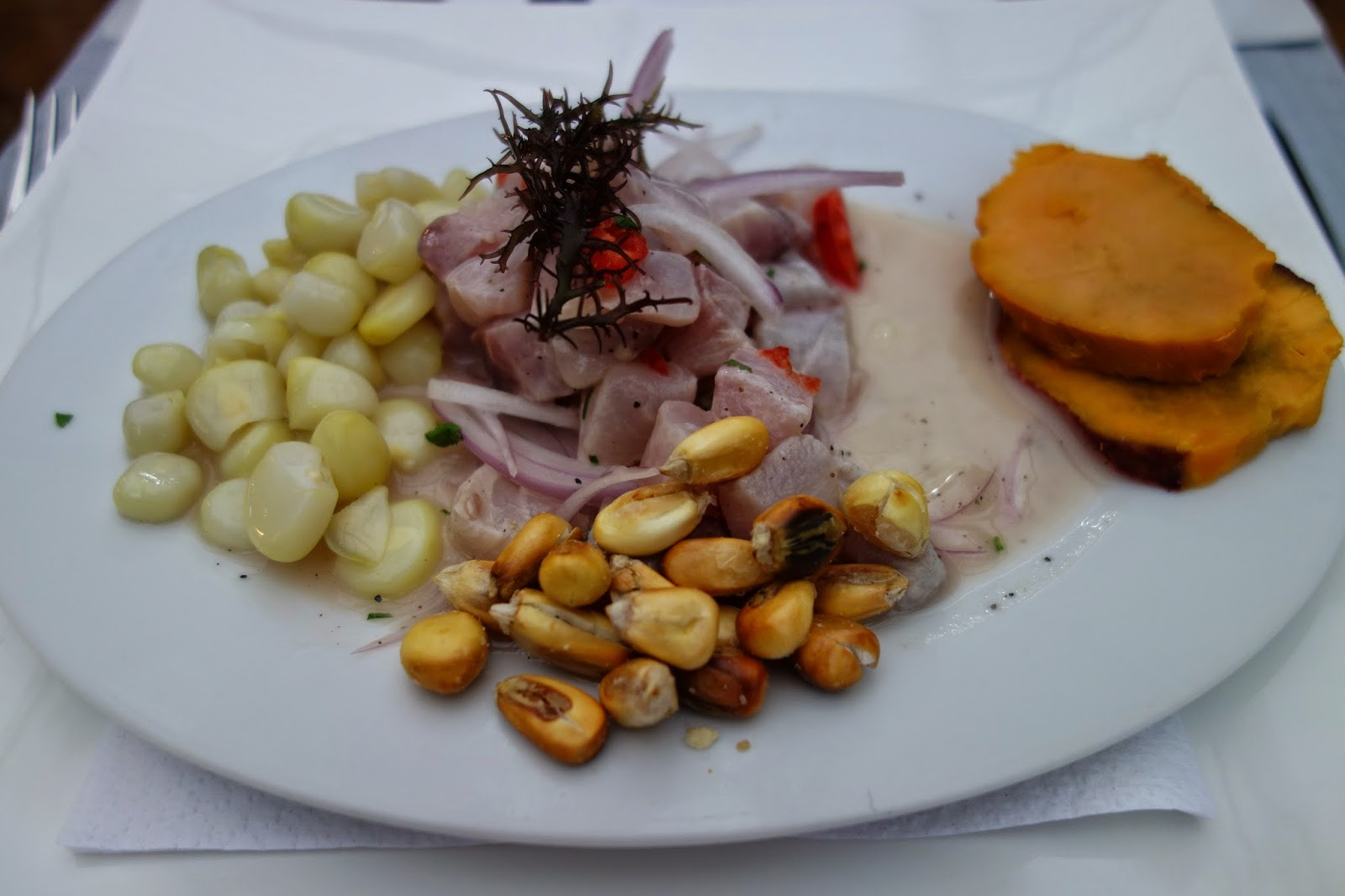 ceviche things to do in lima