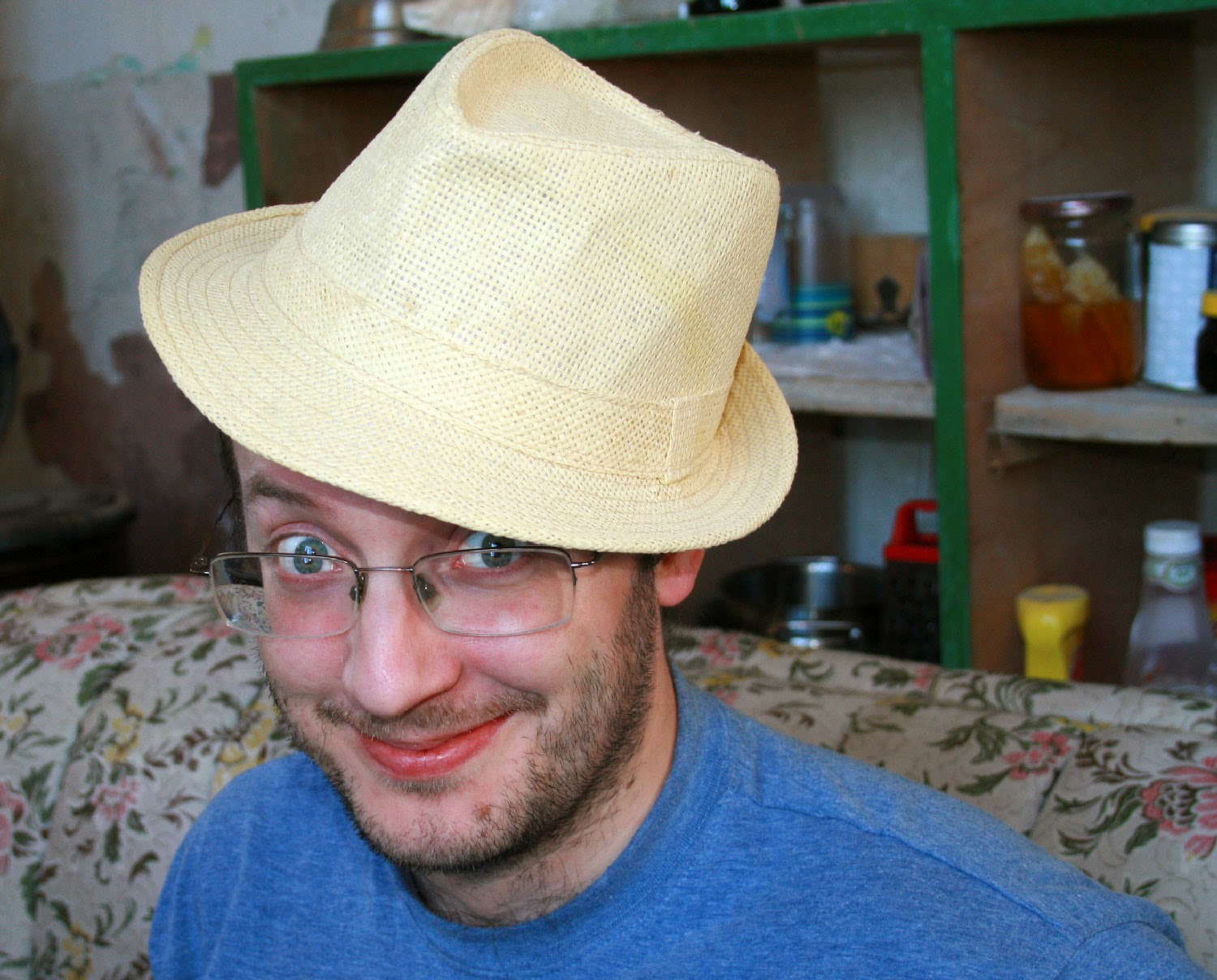 Cjc and the jaunty hat