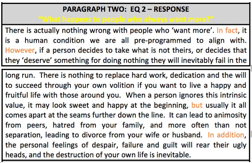 how do you write a conclusion paragraph