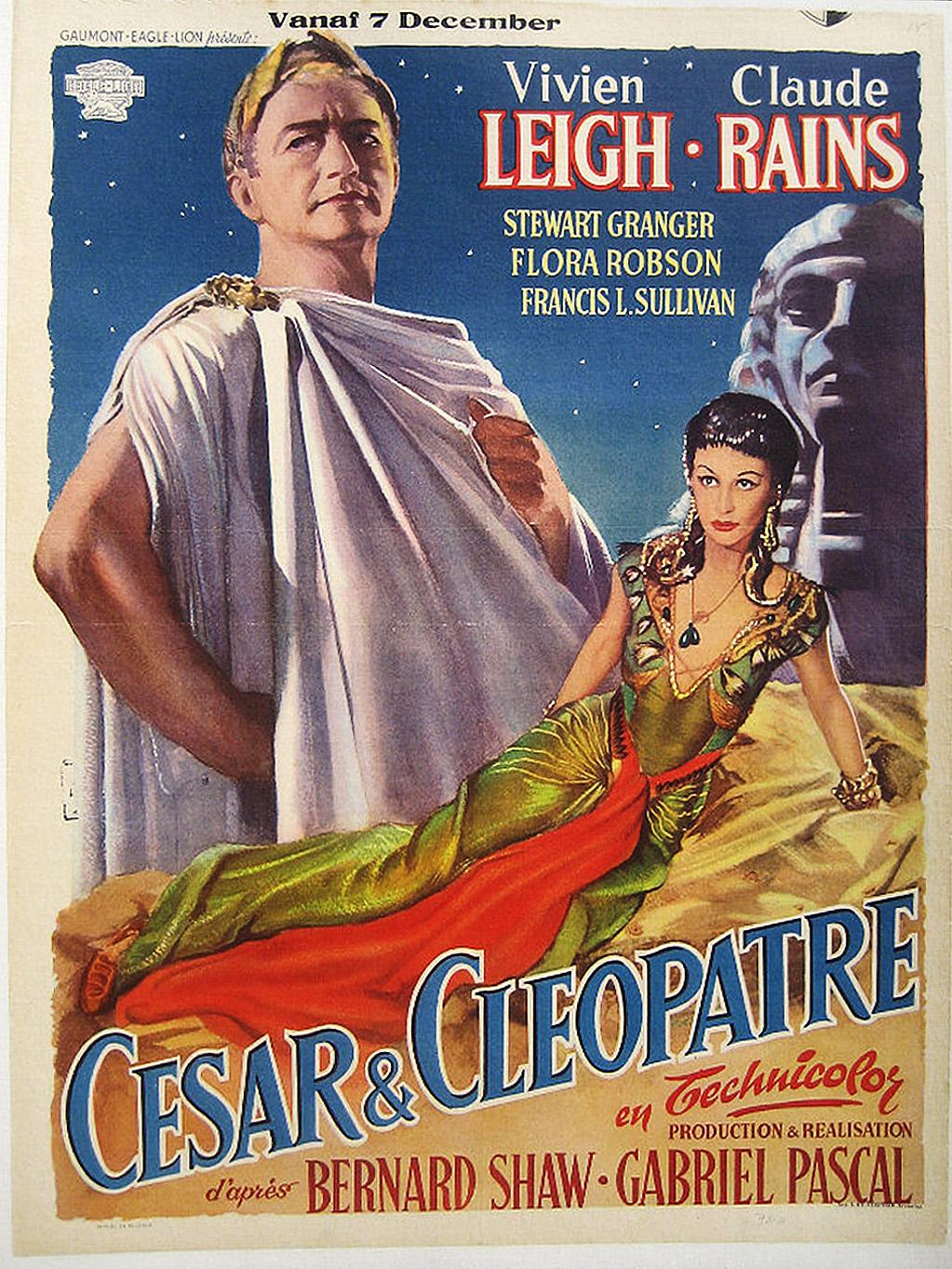 Zontar of Venus: Caesar and Cleopatra (1945)