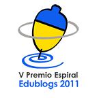 Participamos en el V Premio Espiral Edublogs 2011