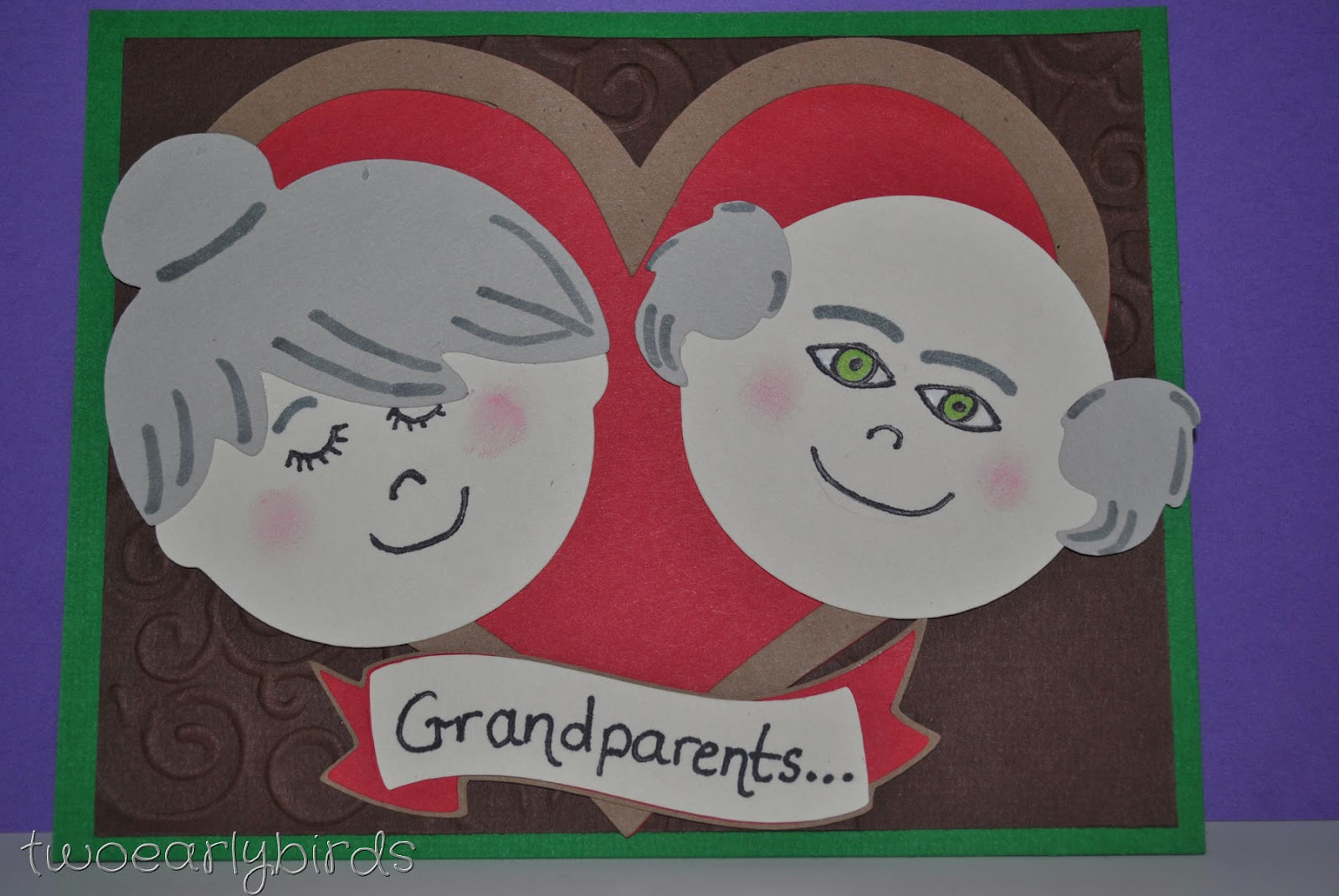 Two early birds happy grandparents day happy grandparents day m4hsunfo