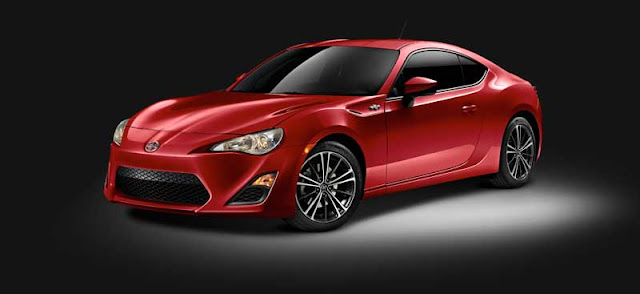 2013 Scoin FR-S - Subcompact Culture