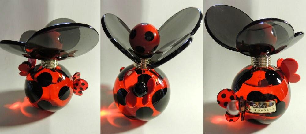 Resenha: Perfume DOT - Marc Jacobs