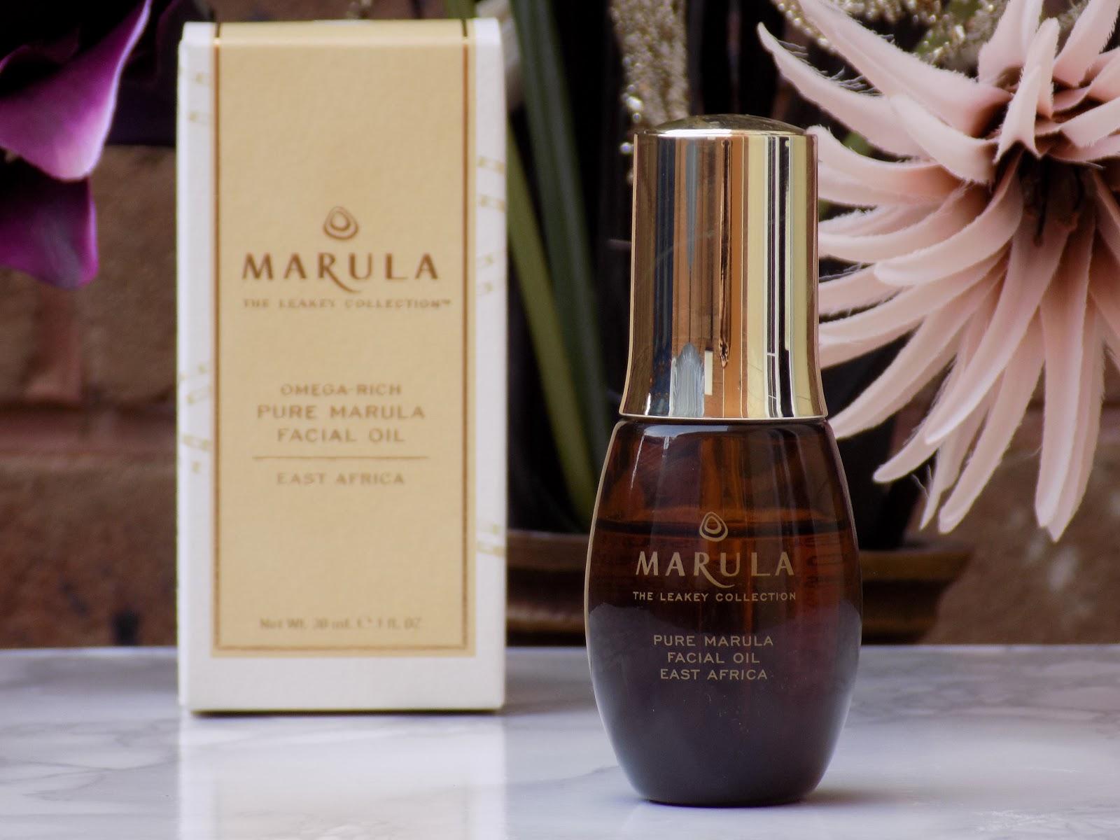 Marula Facial Oil