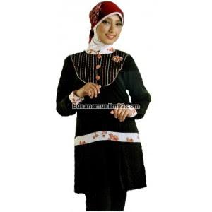 Model Busana Pesta Muslim Cantik Modern
