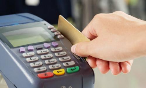 hướng dẫn quẹt thẻ ATM khi thanh toán