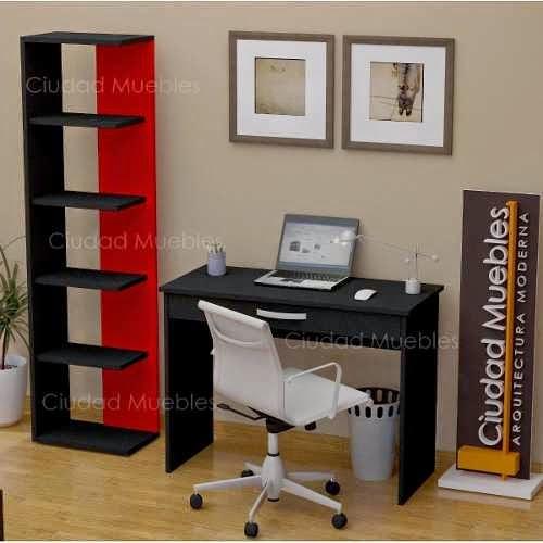 Muebles de melamine y madera en general escritorios modernos for Muebles de oficina modernos