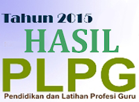 Pengumuman Hasil PLPG 2015 dari Berbagai Rayon