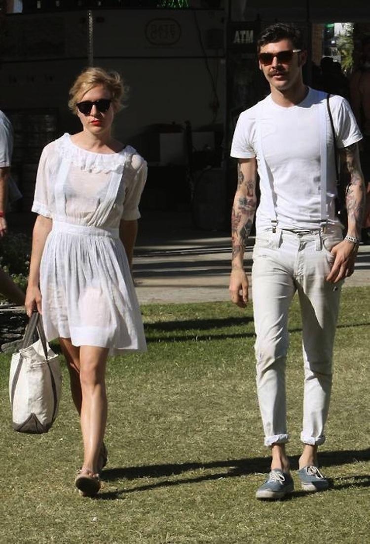 Chloe Sevigny couple