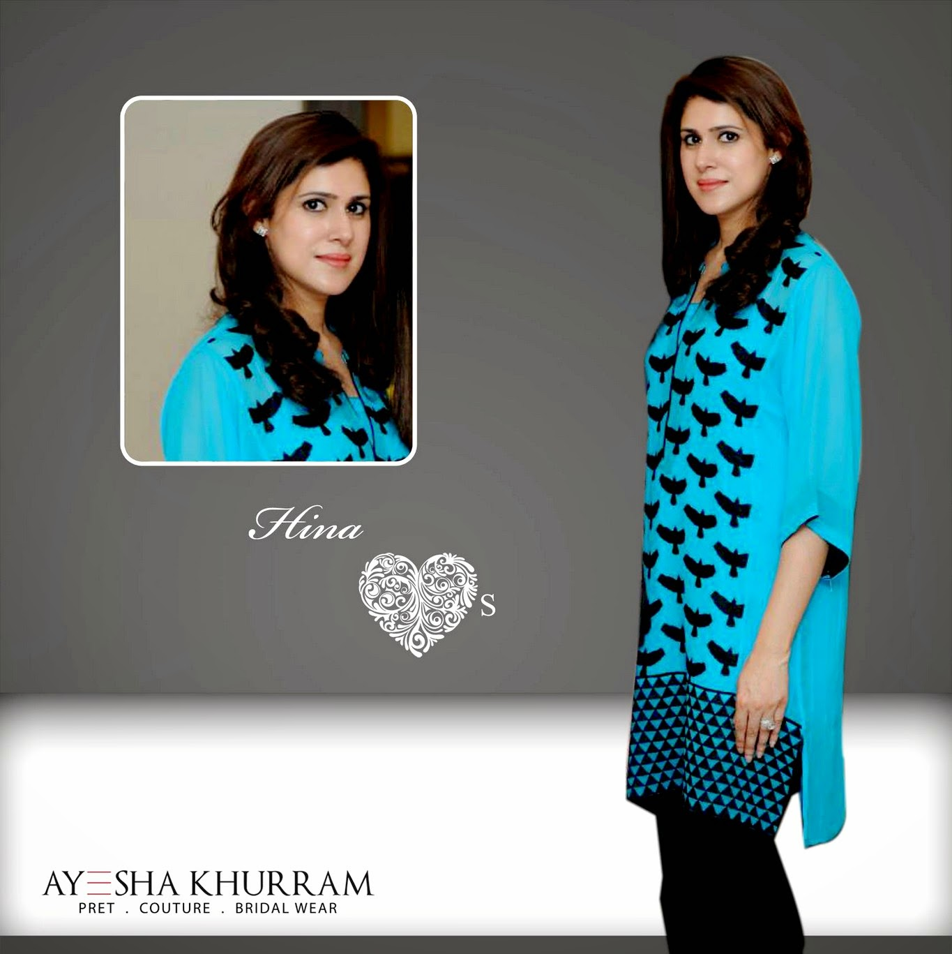 Ayesha Khurram Summer Collection 2014