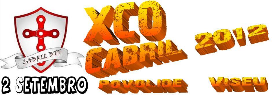 CABRIL XCO 2012
