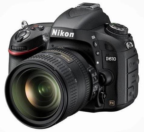 Harga Nikon D610
