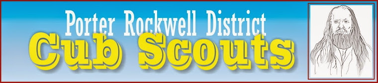 Porter Rockwell District Cub Scouts