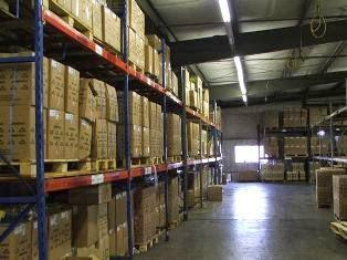 Racks For Warehouses