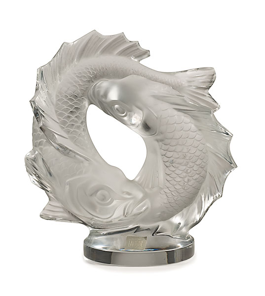 According To Feng Shui A Double Fish Statue Made From Glass Or Metal Should Be Kept In The Southwest Corner Of The Bedroom