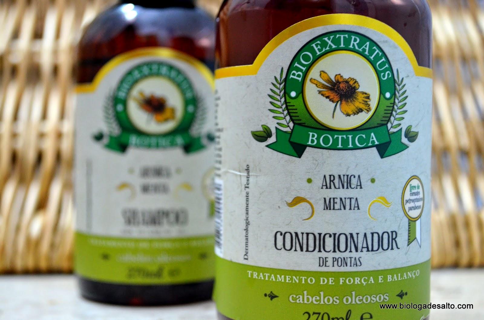 condicionador para cabelo oleoso