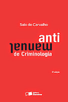 Anti-Manual de Criminologia