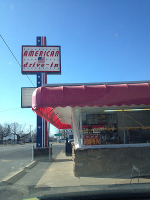 American Drive-in, Lincoln Arkansas