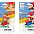 Así se ven los nuevos amiibo de Mario