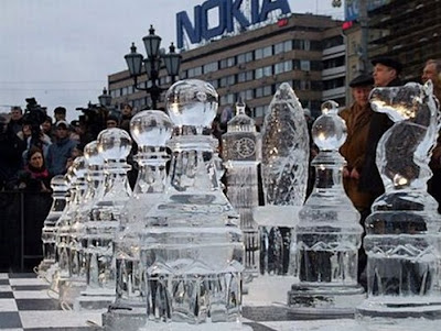 Chess in Ice Festival