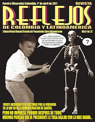 """SALIO Revista """"REFLEJOS DE COLOMBIA Y LATINOAMERICA"""" N° 32"""
