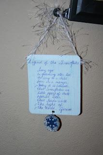 IMG_0796 Snowflake Ornament/Gift