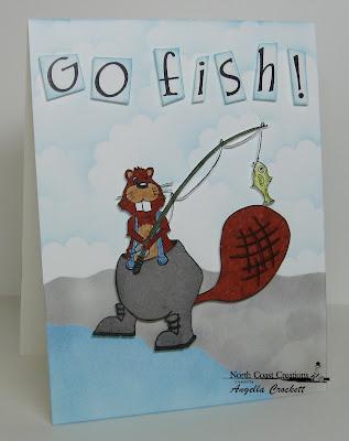 "North Coast Creations ""Fishing Buford"" Designer Angie Crockett"