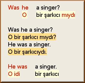 5.sınıf ingilizce yazılı soruları