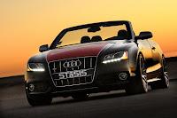 Audi S5 Cabrio Challenge