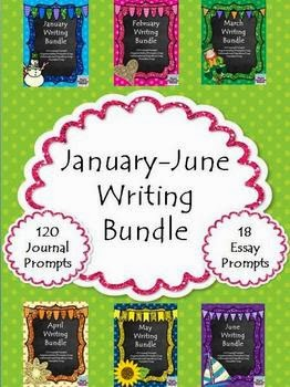 http://www.teacherspayteachers.com/Product/January-June-Writing-Bundles-1044329