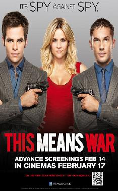 Watch This Means War 2012 film online