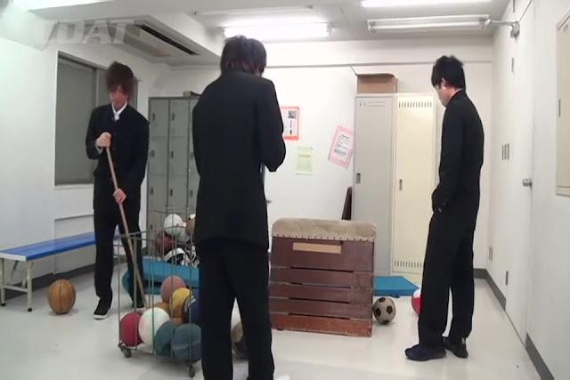 COAT, Japan gay, Movie, student, Teacher, Babylon, stage 60, Immoral School, Disc 2