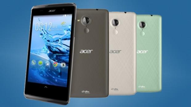 Info Daftar Harga HP Acer Android Smartphone Terbaru