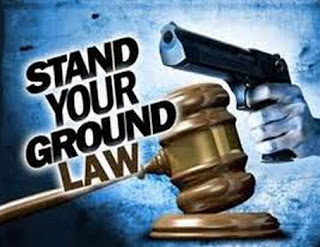 Stand Your Ground Law Study