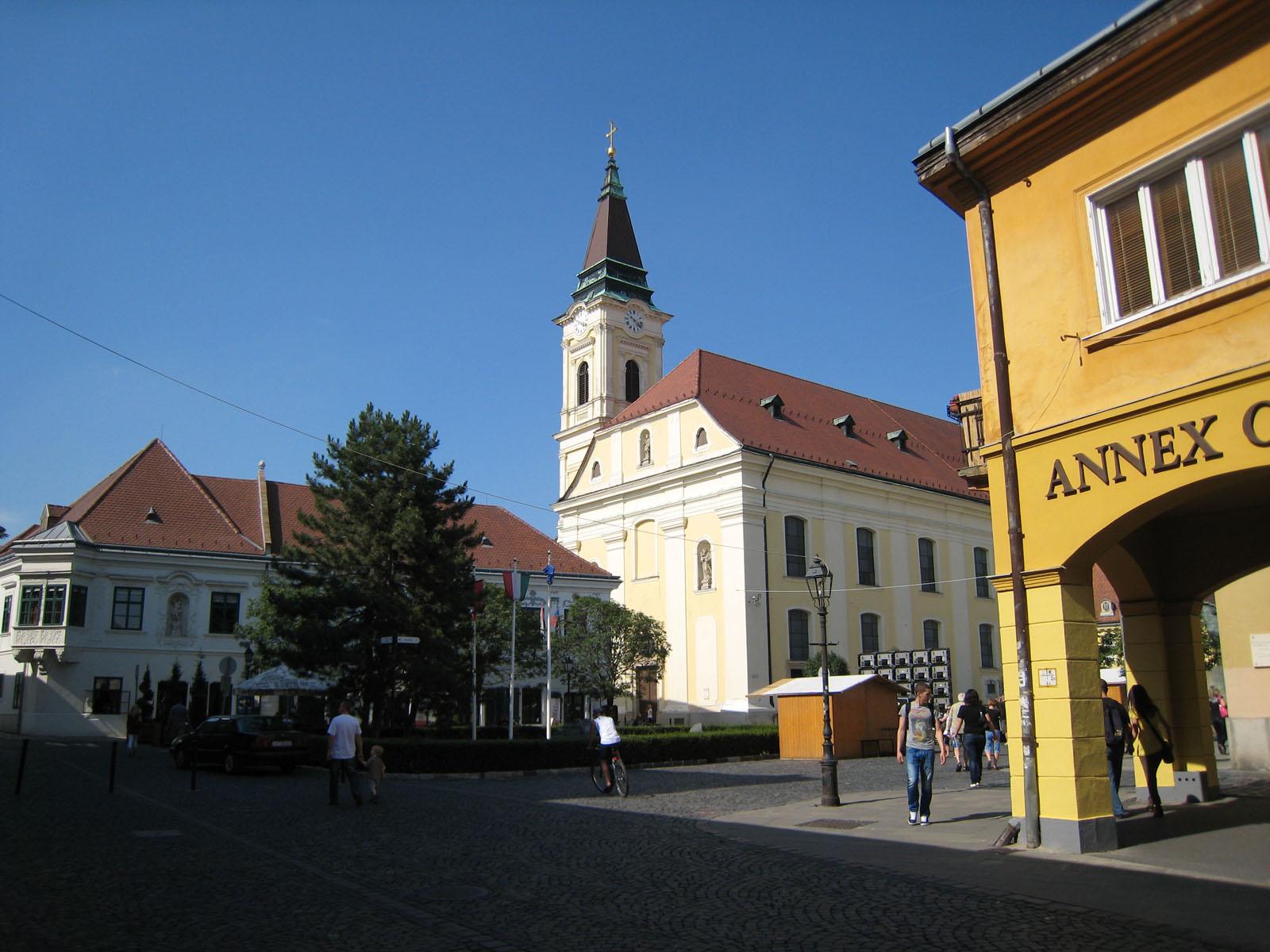 Szekesfehervar Hungary  City new picture : Photos et Voyages: Hongrie Hungary Szekesfehervar