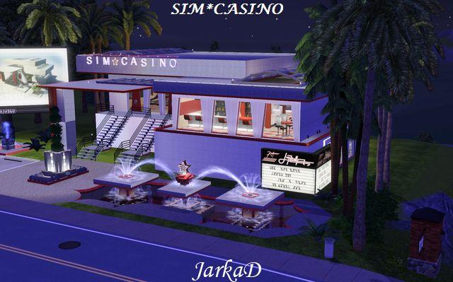 Sim casino games westcliff casino board