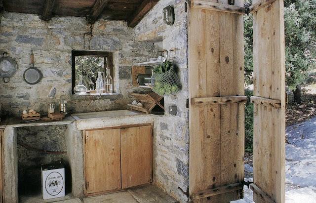 Cosy home una cucina in campagna - Cucine di campagna ...