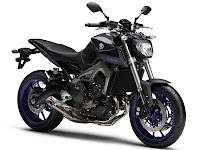 2014 Yamaha MT-09 Gambar Motor - 5