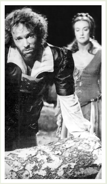 Richard Chamberlain in The Lady's Not for Burning (1974)