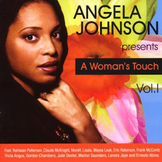 ANGELA JOHNSON presents A WOMAN'S TOUCH vol.1 (2008)