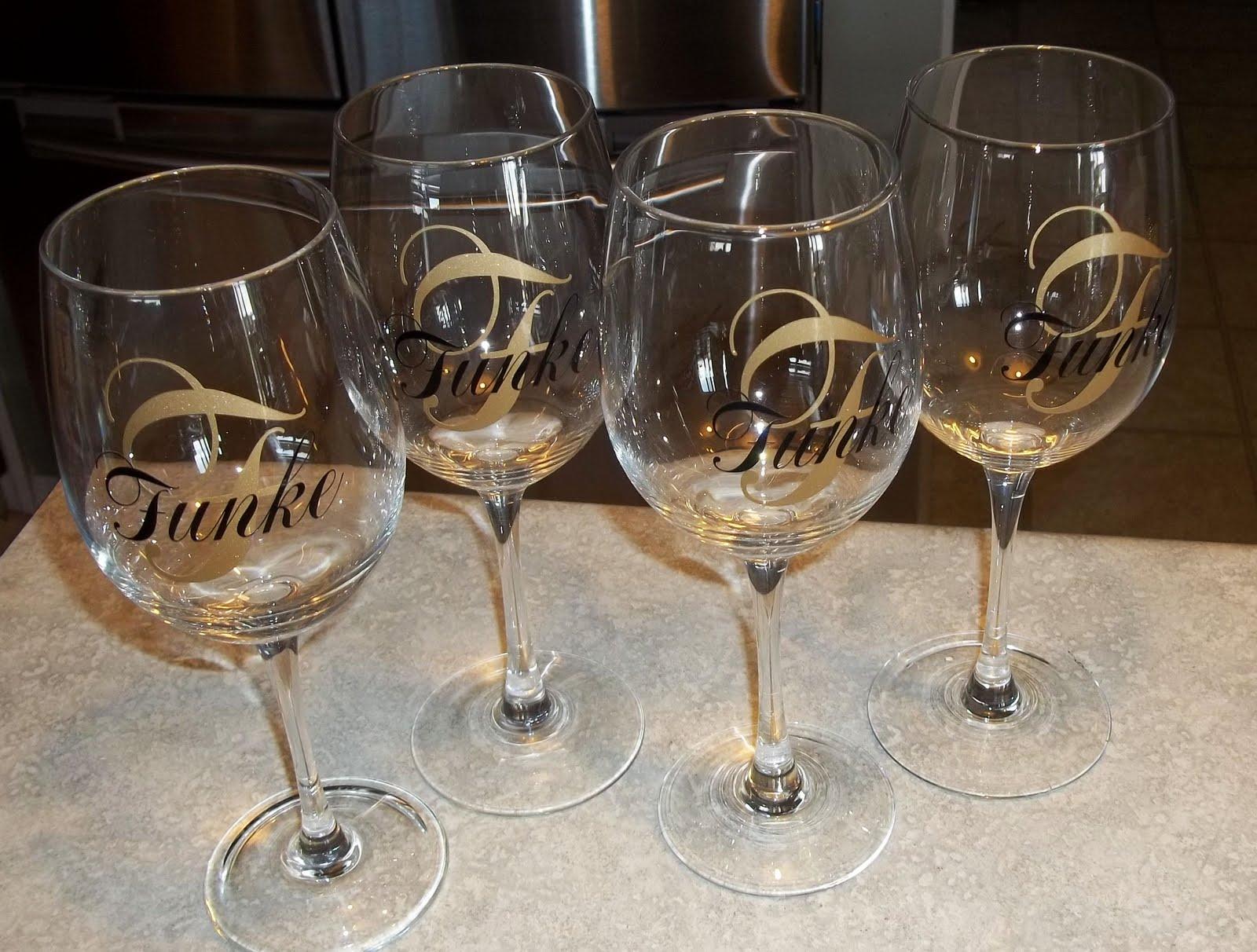 Cher 39 s signs by design personalized wine glasses Designer wine glasses uk