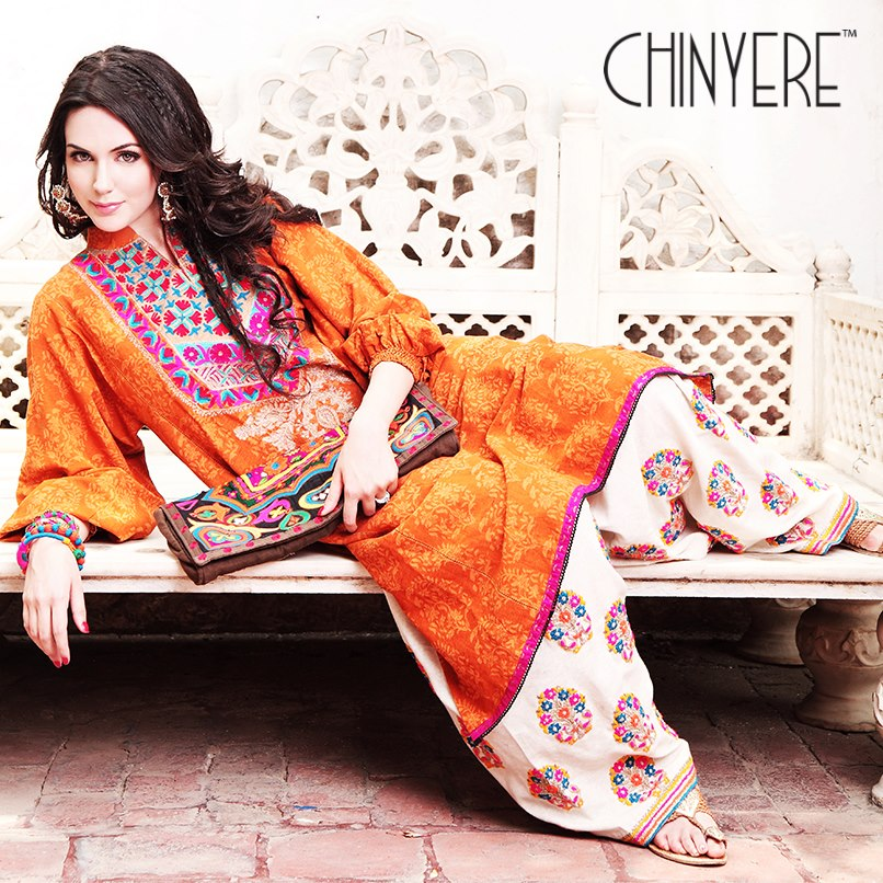 ChinyereWinterCollection 6  - Chinyere Winter Collection 2012
