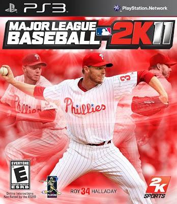 Major League Baseball 2K11 PS3