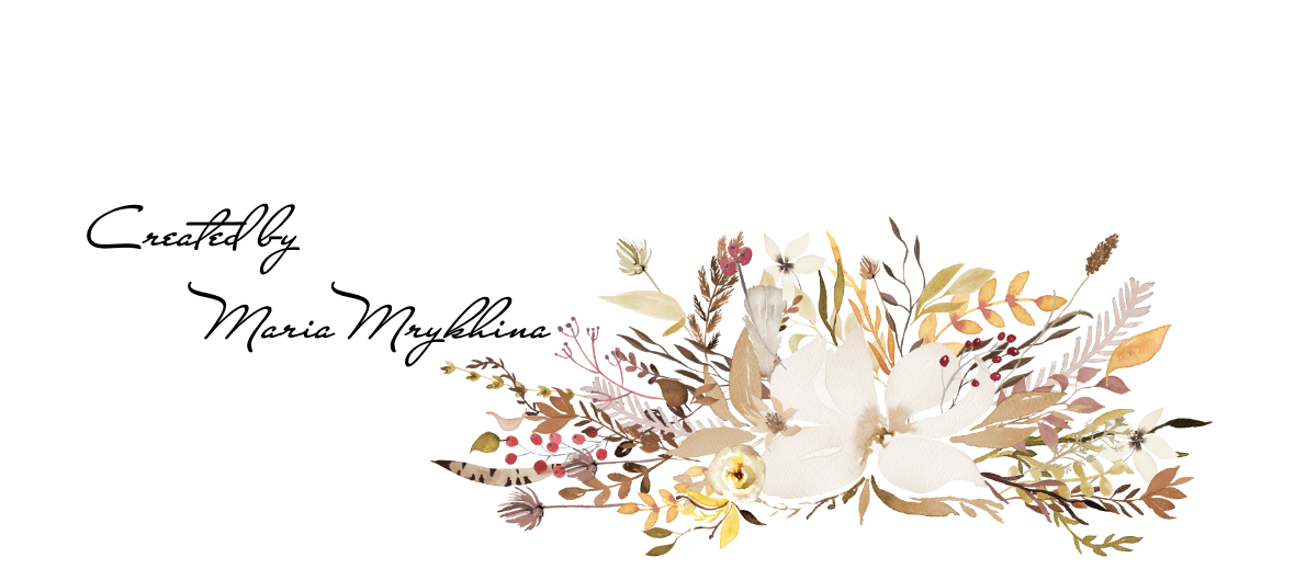 Created by Maria Mrykhina